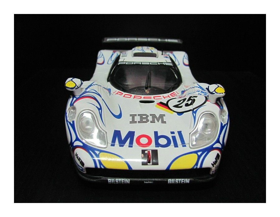 maisto porsche 911 gt1 1998 le mans diecast modell gelb. Black Bedroom Furniture Sets. Home Design Ideas